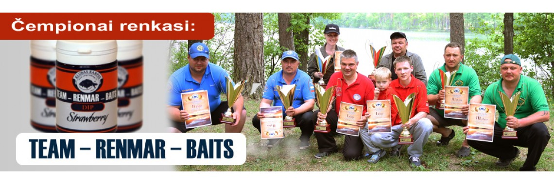 Team RenMarBaits